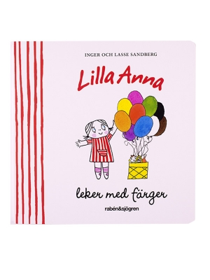 Lilla Anna leker med färg in the group Books / Kids at Stiftelsen Prins Eugens Waldemarsudde (11942)