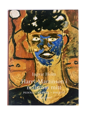 Harrry Martinson Amidst the Painters. Pen, Easel, Palette. in the group Books / Previous exhibition catalogues at Stiftelsen Prins Eugens Waldemarsudde (9172036427)